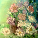 Oil Paintings Gallery Art For Sale Colors Flowers