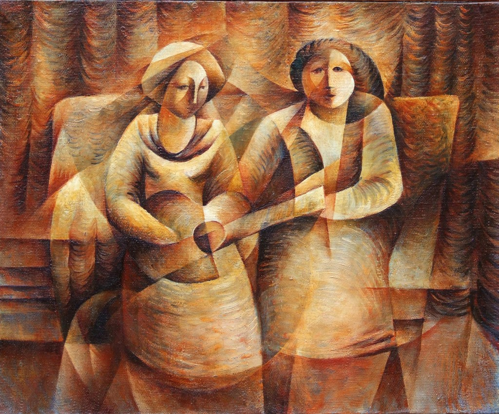 Oil Paintings Gallery Art For Sale Duetto