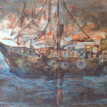Oil Paintings Gallery Art For Sale Ghost Ship