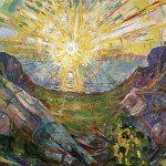 Oil Paintings Sale Edvard Munch The Sun