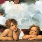 Oil Paintings Sale Raphael Sistine Madonna