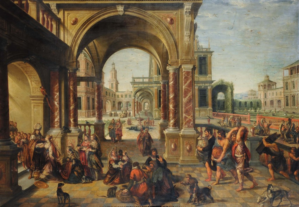 Old Masters Paintings Departments Cambi Casa Aste