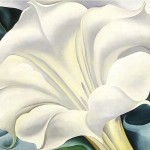 One Georgia Keeffe Famous Paintings