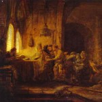 One The Internet Largest Collections Rembrandt Paintings Hand