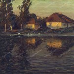 One The Most Famous Paintings Dubovsky Nikolay Ukraine Views