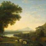Online Copying Paintings Italian Landscape Jacob Hackert