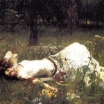 Ophelia John William Waterhouse Wikipaintings