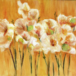 Orchid Painting Fine Art Print