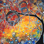 Original Acrylic Painting Madart Fine Art Prints And Posters For Sale