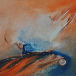 Original Oil Painting Large Wall Art Contemporary Abstract