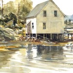 Original Watercolor Paintings For Sale From Maine The Coastal