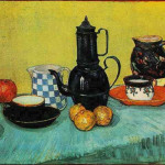 Other Famous Food Paintings Van Gogh Were Still Life Quinces