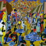 Out And About Africa Art Scene Jacob Lawrence