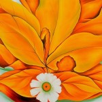 Overarts Georgia Keeffe Flower Paintings For Sale Receive