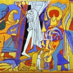 Pablo Picasso Crucifixion Painting Best Paintings For Sale