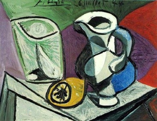 Pablo Picasso Famous Paintings