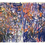 Paint Process Joan Mitchell Painting Owu