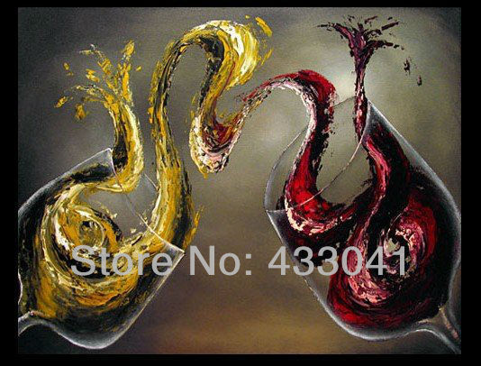 Painting Art Kitchen Deco For Sale Calligraphy From Home
