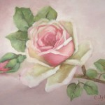 Painting Classes Roses Pampering Your Inner Creativity Oil