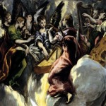 Painting Darkness Reveal Light Greco Evangelical
