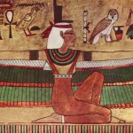 Painting From Ancient Egyptian Tomb