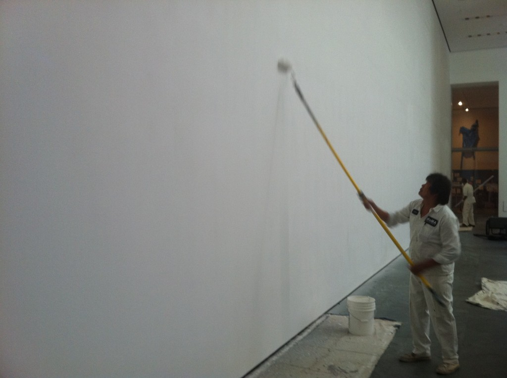 Painting Moma Exhibition Read