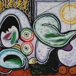 Painting Pablo Picasso Couche Iii Paintings For Sale