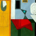 Painting Pablo Picasso The Studio Paintings For Sale Oil