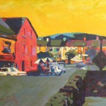 Painting Sneem Irish Kansas City Festivals Music