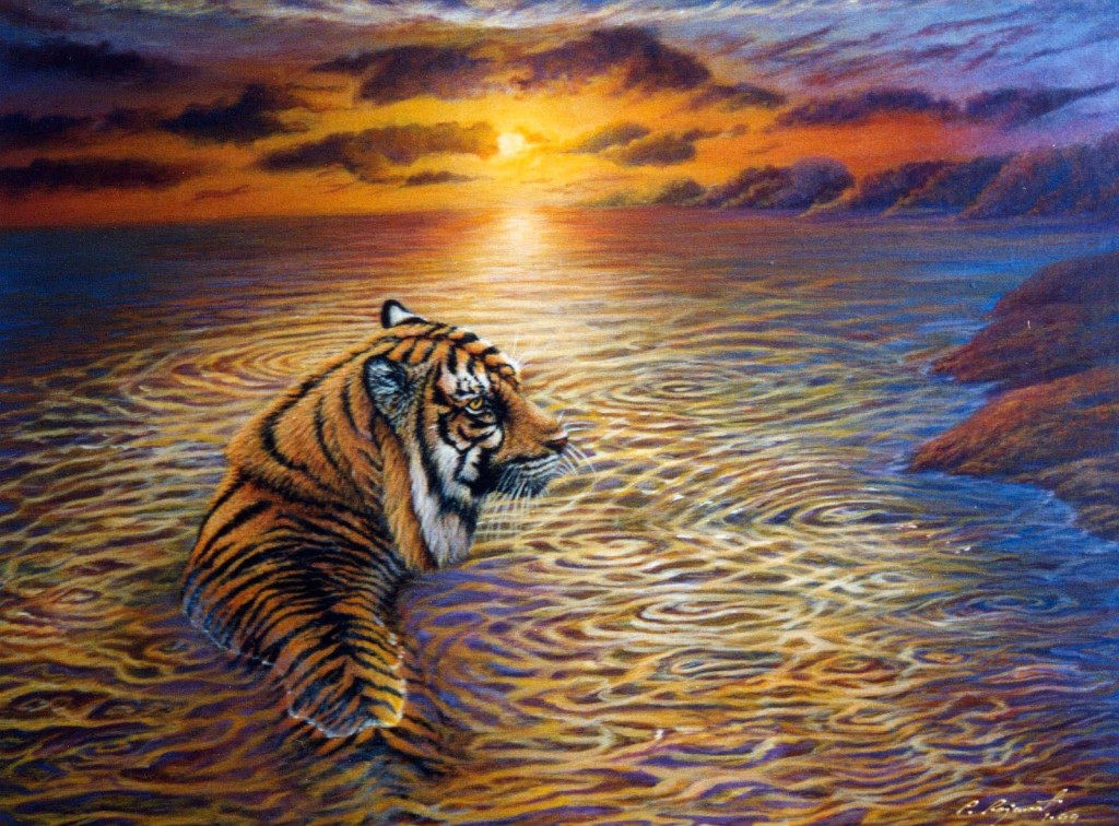 Painting Tiger Paintings