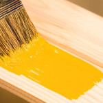 Painting Wood Picture Definition Word And