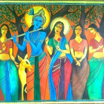 Paintings For Sale Radha Krishna Painting Canvas Hawaii Pictures