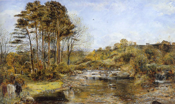 Paintings From The Victorian Period For Web Search