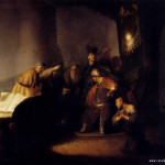 Paintings Gallery Article The Technical Innovations Rembrandt