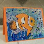 Paintings Gretzky Day Clown Fish