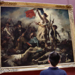 Paintings Inside The Louvre For Web Search