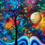 Paintings Original Contemporary Decorative Abstract Modern