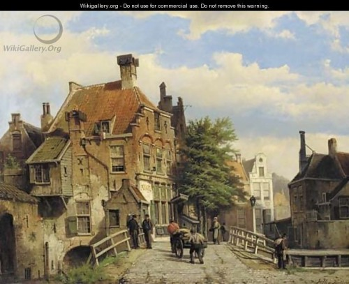 Paintings Related News Categories Street Scene Dutch