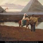 Paintings Related News Categories The Flight Into Egypt