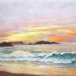Paintings Sound Sunrise Painting