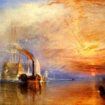 Paintings This Painting The Fighting Temeraire Turner Makes