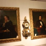 Pair Edmund Wodick Antique Oil Paintings