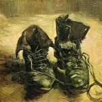 Pair Shoes Famous Still Life Oil Painting Reproduction Discount