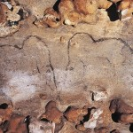 Particular Cave Painting The Rouffignac Southern France