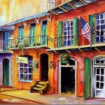 Pat Brien New Orleans Sold Diane Millsap From