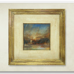 Patrick Ireland Frames Finished Oil Paintings