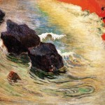 Paul Gauguin Paintings The Wave Painting