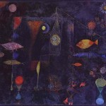 Paul Klee Fish Magic Oil And Board Philadelphia