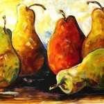 Pear Party Laurie Justus Pace From All Art Galleries Search