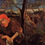 Perhaps Gauguin Most Famous Religious Painting Christ The